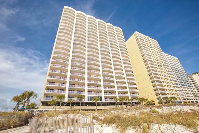10625 Front Beach Road #1704, Panama City Beach, FL 32407 (MLS #695585) :: ResortQuest Real Estate
