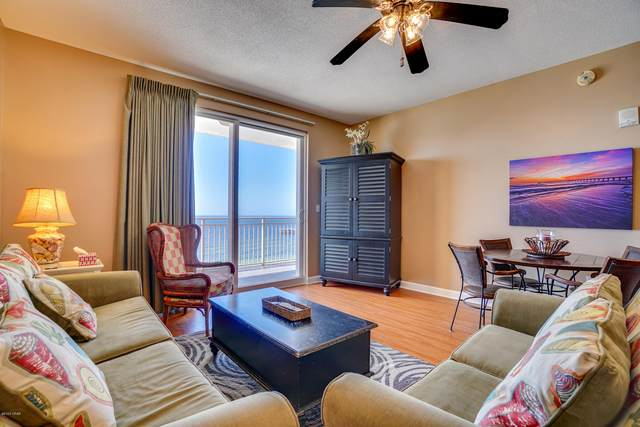 12011 Front Beach Road #706, Panama City Beach, FL 32407 (MLS #695617) :: ResortQuest Real Estate