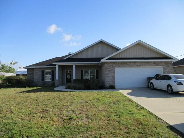 607 W 13th Street, Lynn Haven, FL 32444 (MLS #695633) :: Counts Real Estate Group