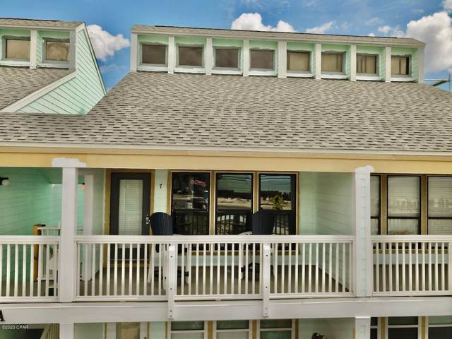 17670 Front Beach Road A7, Panama City Beach, FL 32413 (MLS #695656) :: Counts Real Estate Group, Inc.