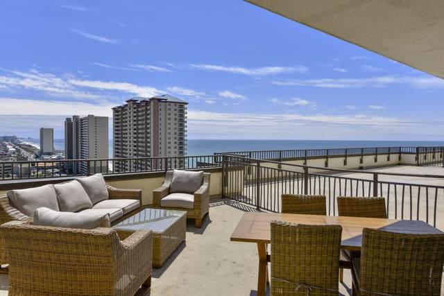 15100 Front Beach Road #1507, Panama City Beach, FL 32413 (MLS #695679) :: Corcoran Reverie