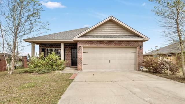 1502 Wateroak Drive, Lynn Haven, FL 32444 (MLS #695709) :: Counts Real Estate Group
