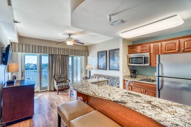 114 Carillon Market Street #405, Panama City Beach, FL 32413 (MLS #695790) :: Team Jadofsky of Keller Williams Realty Emerald Coast