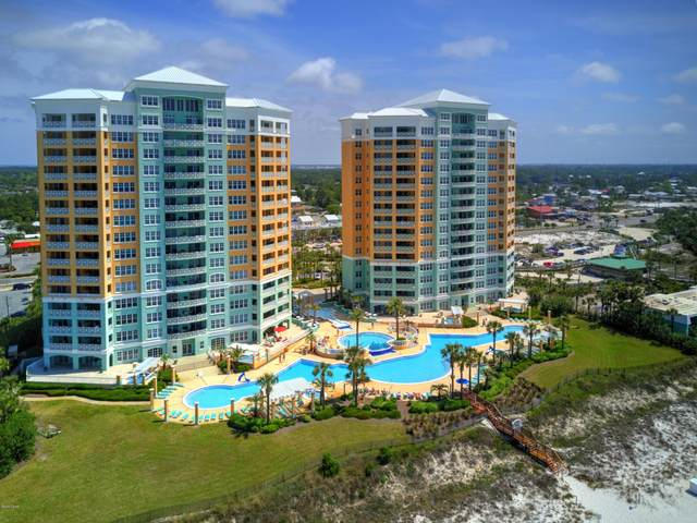 7505 Thomas Drive 613C, Panama City Beach, FL 32408 (MLS #695854) :: ResortQuest Real Estate