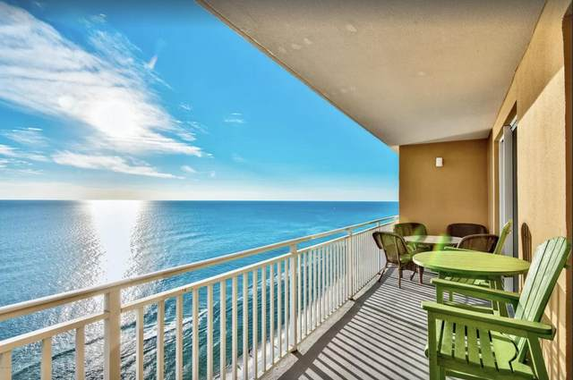 17729 Front Beach Road 1202E, Panama City Beach, FL 32413 (MLS #695860) :: Counts Real Estate Group, Inc.