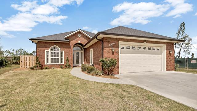 3410 Hillcrest Drive, Panama City, FL 32405 (MLS #695870) :: Counts Real Estate Group