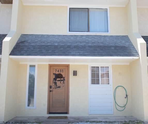 7431 Beach Drive, Panama City Beach, FL 32408 (MLS #695888) :: Counts Real Estate Group