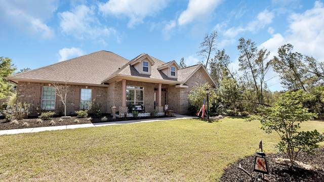 148 Lake Merial Boulevard, Panama City, FL 32409 (MLS #695914) :: Counts Real Estate Group