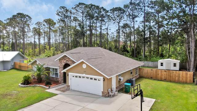105 Shadow Bay Drive, Panama City Beach, FL 32407 (MLS #695934) :: Team Jadofsky of Keller Williams Success Realty