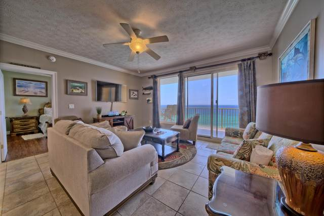 5004 Thomas Drive #808, Panama City Beach, FL 32408 (MLS #695937) :: Berkshire Hathaway HomeServices Beach Properties of Florida