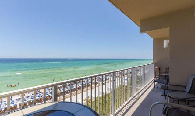 16819 Front Beach Road #215, Panama City Beach, FL 32413 (MLS #695945) :: Berkshire Hathaway HomeServices Beach Properties of Florida