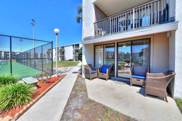 8727 Thomas Drive D14, Panama City Beach, FL 32408 (MLS #695946) :: Berkshire Hathaway HomeServices Beach Properties of Florida