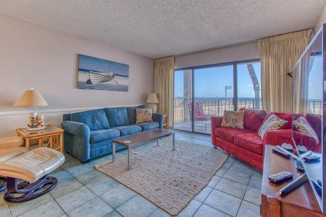 8815 Thomas Drive #205, Panama City Beach, FL 32408 (MLS #695954) :: Berkshire Hathaway HomeServices Beach Properties of Florida