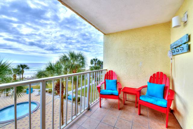 8743 Thomas Drive #311, Panama City Beach, FL 32408 (MLS #695966) :: Keller Williams Emerald Coast
