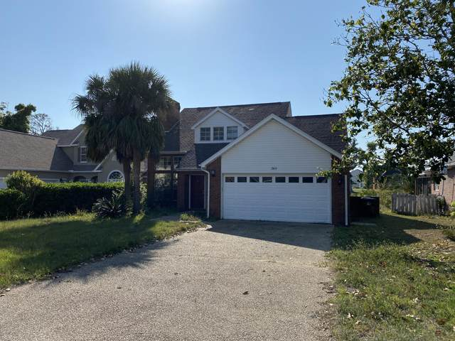 2411 Country Club Drive, Lynn Haven, FL 32444 (MLS #695978) :: Counts Real Estate Group