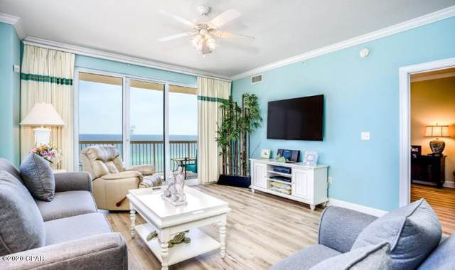 14825 Front Beach Road #1101, Panama City Beach, FL 32413 (MLS #696040) :: CENTURY 21 Coast Properties