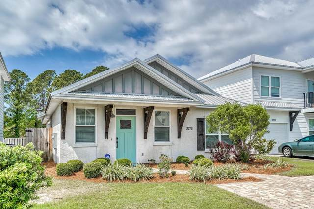3712 Tiki Drive, Panama City, FL 32408 (MLS #696083) :: Keller Williams Emerald Coast