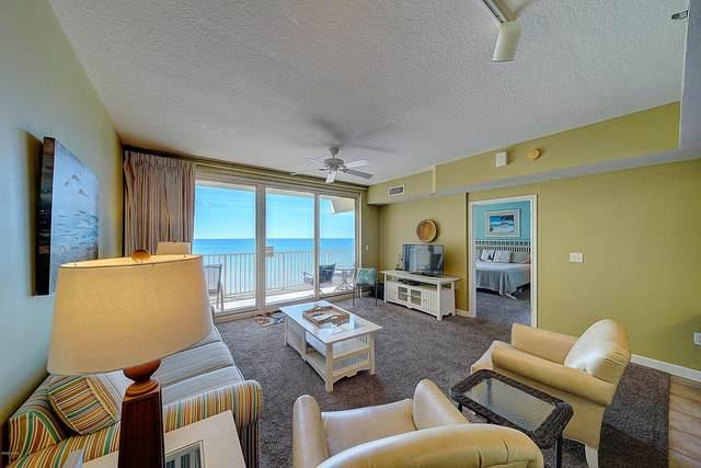 9900 S Thomas Drive #1214, Panama City Beach, FL 32408 (MLS #696107) :: CENTURY 21 Coast Properties