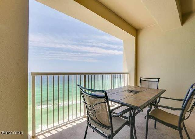 11807 Front Beach Road #1607, Panama City Beach, FL 32407 (MLS #696111) :: Scenic Sotheby's International Realty