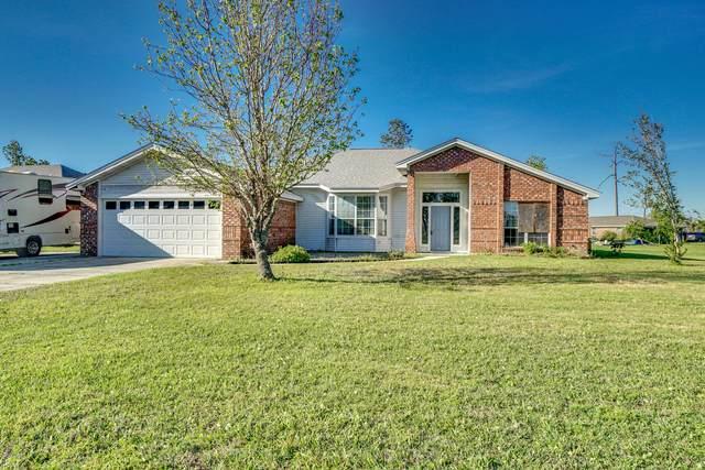 802 Plantation Way, Panama City, FL 32404 (MLS #696139) :: Counts Real Estate Group