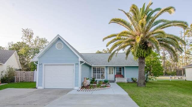 132 Heritage Circle, Panama City Beach, FL 32407 (MLS #696178) :: Counts Real Estate Group