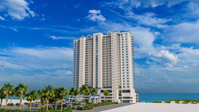 6161 Thomas Drive #818, Panama City, FL 32408 (MLS #696197) :: CENTURY 21 Coast Properties