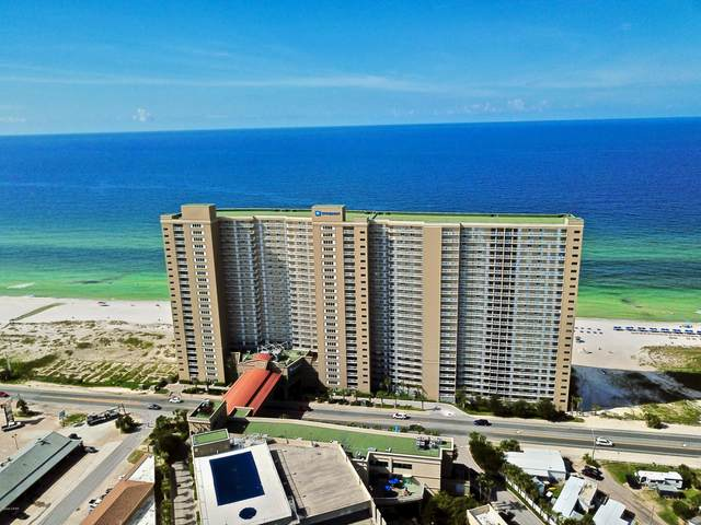 14701 Front Beach Road #1831, Panama City Beach, FL 32413 (MLS #696201) :: Scenic Sotheby's International Realty
