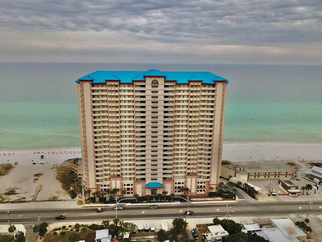 14825 Front Beach Road #604, Panama City Beach, FL 32413 (MLS #696206) :: Berkshire Hathaway HomeServices Beach Properties of Florida