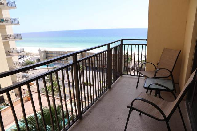 15100 Front Beach Road #806, Panama City Beach, FL 32413 (MLS #696224) :: Counts Real Estate Group