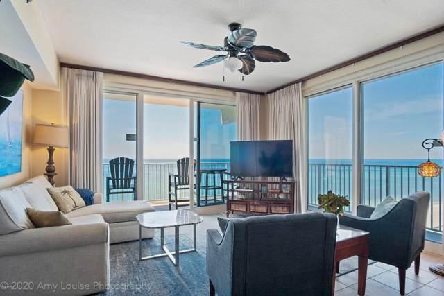 9900 S Thomas Drive #1201, Panama City Beach, FL 32408 (MLS #696268) :: Counts Real Estate Group, Inc.