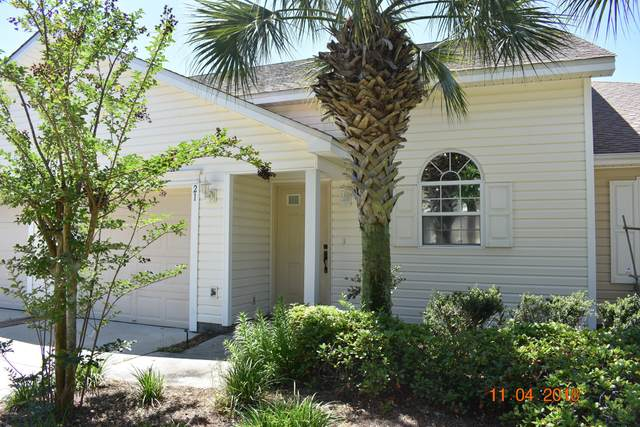21 Park Place, Panama City Beach, FL 32413 (MLS #696295) :: Anchor Realty Florida
