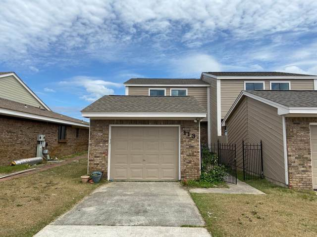 000 Marin Drive #113, Panama City, FL 32405 (MLS #696310) :: Counts Real Estate on 30A