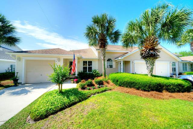 7 Park Place, Panama City Beach, FL 32413 (MLS #696323) :: Scenic Sotheby's International Realty