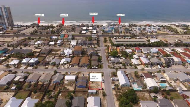 5328 Sunset Avenue, Panama City Beach, FL 32408 (MLS #696447) :: EXIT Sands Realty