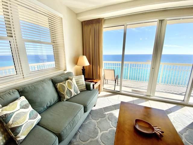 17757 Front Beach Road #1901, Panama City Beach, FL 32413 (MLS #696470) :: Team Jadofsky of Keller Williams Realty Emerald Coast
