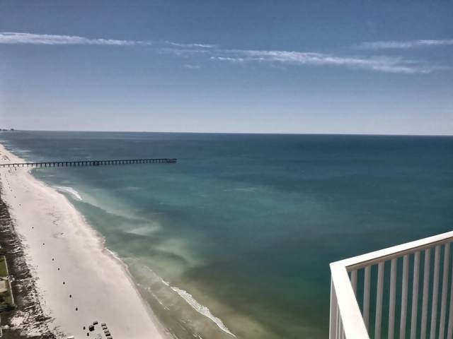 16819 Front Beach 2817 Road #2817, Panama City Beach, FL 32413 (MLS #696534) :: Counts Real Estate Group