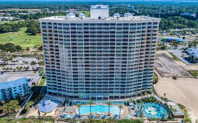 9450 S Thomas Drive #1901, Panama City Beach, FL 32408 (MLS #696632) :: Counts Real Estate Group