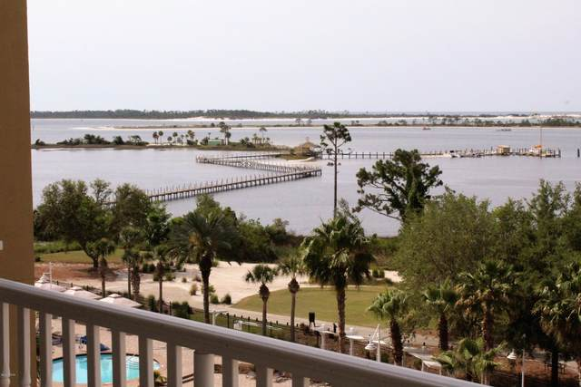 4100 Marriott Drive #612, Panama City Beach, FL 32408 (MLS #696711) :: Counts Real Estate Group, Inc.
