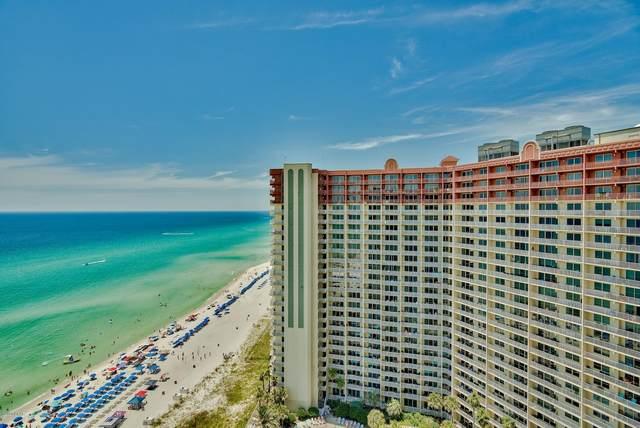 9900 S Thomas Drive #207, Panama City Beach, FL 32408 (MLS #696908) :: Counts Real Estate Group, Inc.