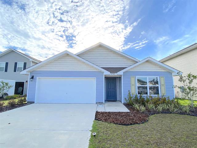 4705 Windsor Park Lane Lane, Panama City, FL 32404 (MLS #696913) :: EXIT Sands Realty