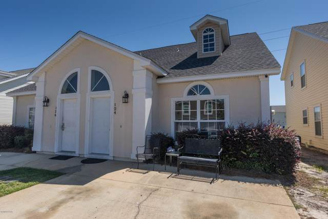 124 Seagrass Way, Panama City Beach, FL 32407 (MLS #696915) :: Counts Real Estate Group