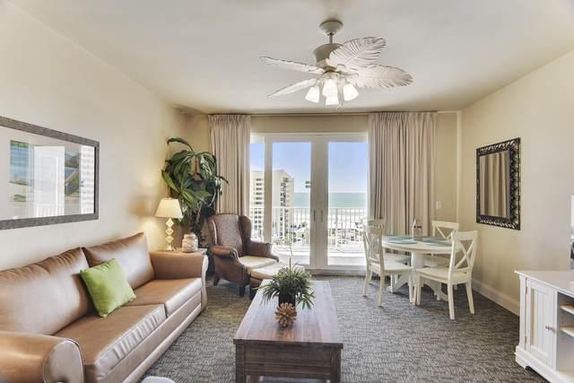 9860 S Thomas Drive #724, Panama City Beach, FL 32408 (MLS #696934) :: Counts Real Estate Group
