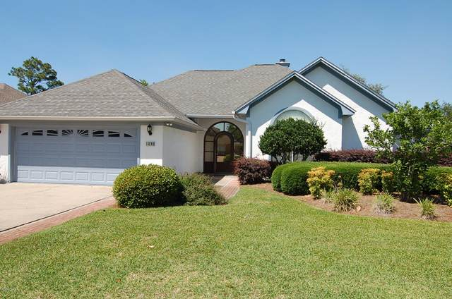 818 Dolphin Drive, Panama City Beach, FL 32408 (MLS #696935) :: Counts Real Estate Group