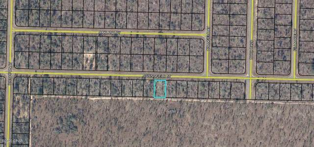 Lot 13 Springfield Street, Chipley, FL 32428 (MLS #697064) :: Scenic Sotheby's International Realty