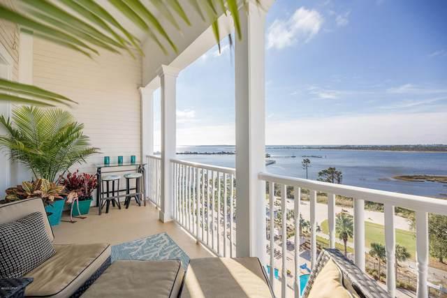 4100 Marriott Drive #807, Panama City Beach, FL 32408 (MLS #697065) :: Counts Real Estate Group