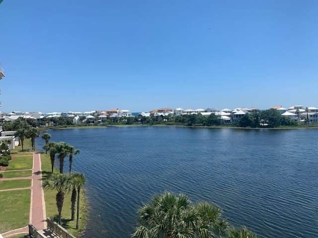 114 Carillon Market Street #413, Panama City Beach, FL 32413 (MLS #697126) :: Beachside Luxury Realty