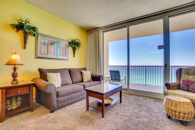 10901 Front Beach Road #1213, Panama City Beach, FL 32407 (MLS #697314) :: Counts Real Estate Group