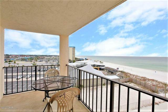 8815 Thomas Drive #706, Panama City Beach, FL 32408 (MLS #697316) :: Counts Real Estate Group