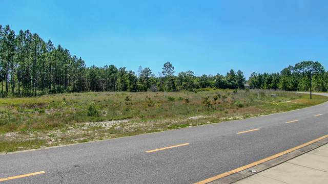 salamander Salamander Trail, Panama City Beach, FL 32413 (MLS #697437) :: Scenic Sotheby's International Realty