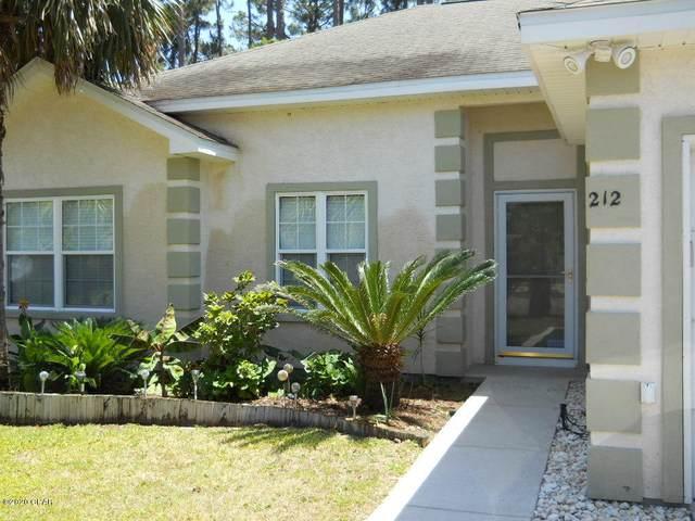 212 Palm Circle, Panama City Beach, FL 32413 (MLS #697474) :: Counts Real Estate Group, Inc.